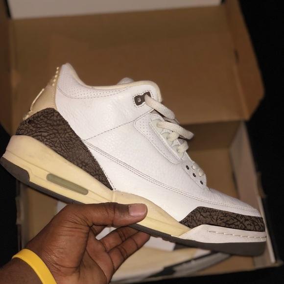 Jordan Shoes   Vintage Mocha 3s   Poshmark